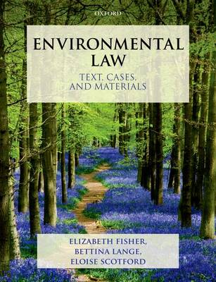 Environmental Law: Text, Cases, and Materials