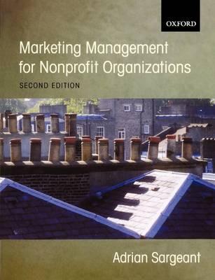 Marketing Management for Non-profit Organizations