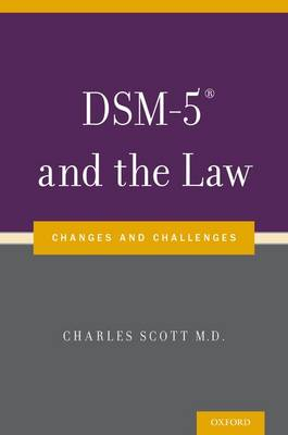 DSM-5RG and the Law: Changes and Challenges