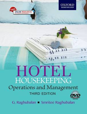 Hotel Housekeeping: Operations and Management (includes DVD)