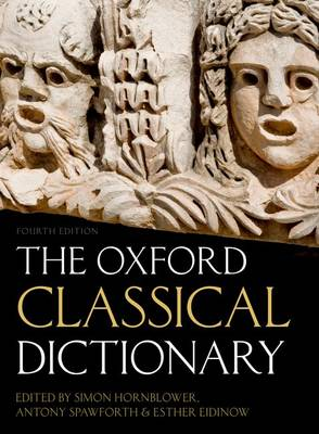 The Oxford Classical Dictionary 4th Edition