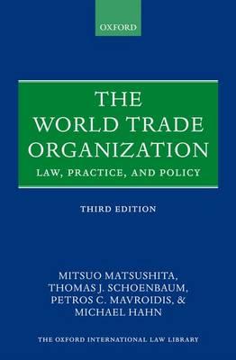 World Trade Organization 3rd Edition