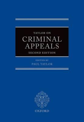 Taylor on Criminal Appeals