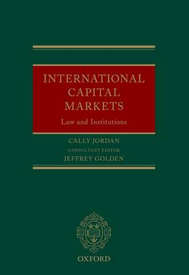 International Capital Markets: Law and Institutions