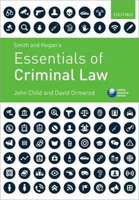 Smith & Hogan's Essentials of Criminal Law