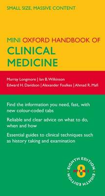 Oxford Handbook of Clinical Medicine: Mini Edition