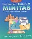 Student Edition of Minitab for Windows 95/NT, Release 12: Student Edition Release 12