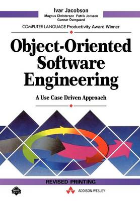 Object-oriented Software Engineering: A Use CASE Approach