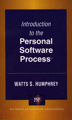 Introduction to the Personal Software Process(sm)