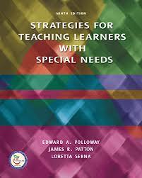 Instructional Strateg Student Spec Needs