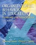 Organizational Behaviour in Education