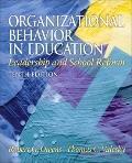 Organizational Behaviour in Education