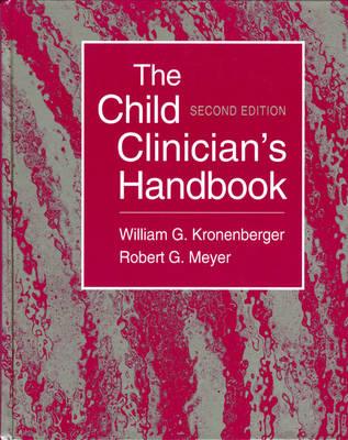 Child Clinicians Handbook