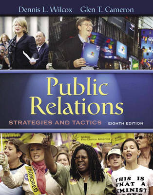 Public Relations: Strategies and Tactics