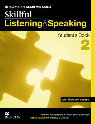 Skillful Listening and Speaking Student's Book + Digibook Level 2