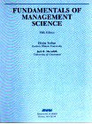 Fundamentals of Management Science: A Decision Support Approach