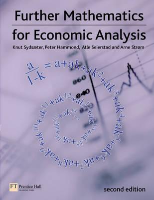Further Mathematics for Economic Analysis