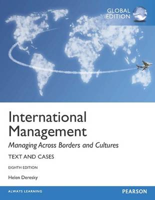 International Management, Global Edition