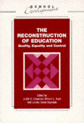 The Reconstruction of Education
