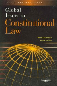 Global Iss.s in Constitutional Law-WACD