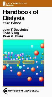 Handbook Of Dialysis 3ed