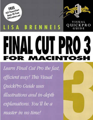 Final Cut Pro 3 for Macintosh