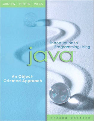 Introduction to Programming Using Java: An Object-oriented Approach