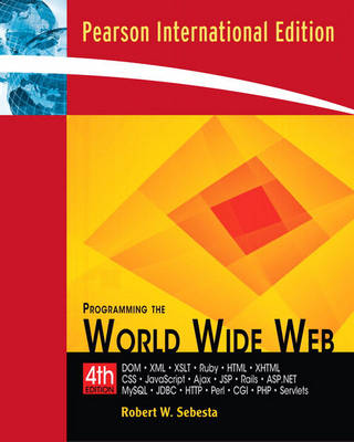 Programming the World Wide Web