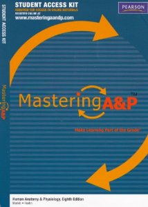 Mastering A&p Without Etext Student Access Code For Human  A&p 8ed