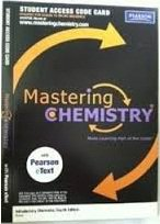 MasteringChemistry with Pearson EText - Valuepack Access Card - for Introductory Chemistry (ME Component)