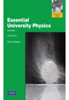 Essential University Physics: v. 1