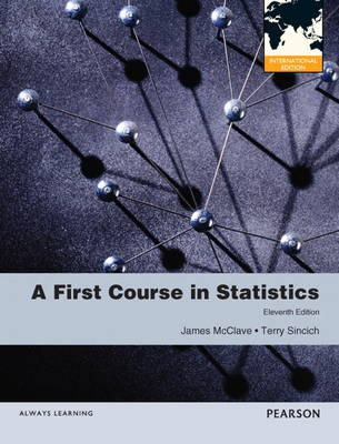 A First Course in Statistics