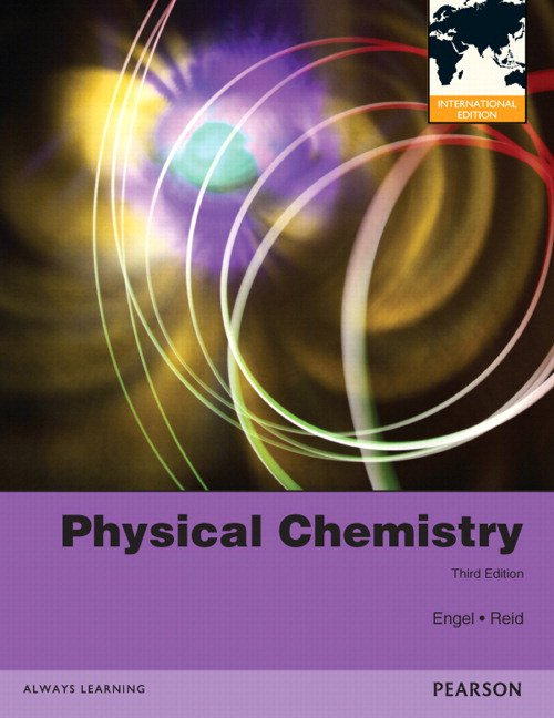 Physical Chemistry 3ed + Mastering Chemistry Pie **do Not  Order **