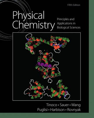 Physical Chemistry: Principles and Applications in Biological Sciences Plus MasteringChemistry with Pearson eText  -- Access Card Package