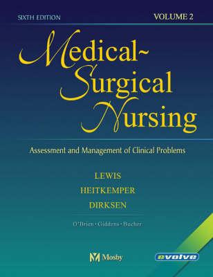Medical-surgical Nursing 2 Volume Set