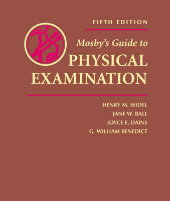 Mosbys Guide To Physical Examination 5ed