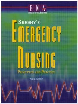 Sheehys Emergency Nursing Principles & Practice 5ed
