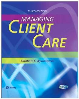 Managing Client Care 3ed