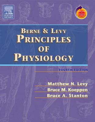 Berne and Levy Principles of Physiology: With STUDENT CONSULT Online Access