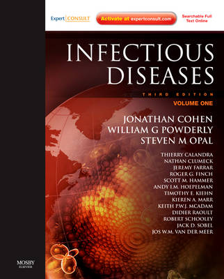 Infectious Diseases: v. 1-2: Expert Consult