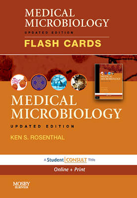 Medical Microbiology and Immunology Flash Cards: with STUDENT CONSULT Online and Print