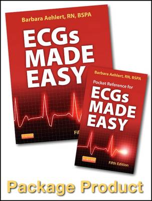 ECGs Made Easy - Book and Pocket Reference Package