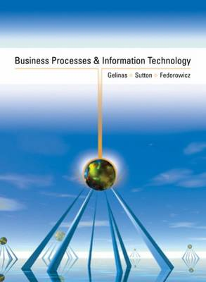 Business Processes and Information Technology