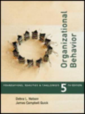 Organizational Behaviour Foundation Real Challenge Information