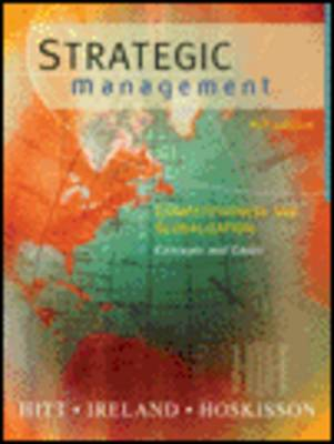 Strategic Management Competitiveness & Globalization Cases 6ed