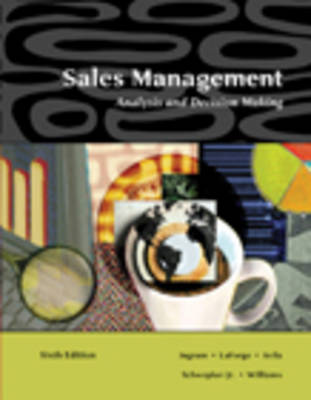 Sales Management : Analysis and Decision Making