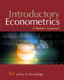 *BNDL SP+1 INTRO ECONOMETRICS+ PAC W/ECON APPS +DATA SETS