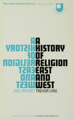 A History of Religion East and West