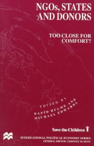 NGOs, States and Donors: Too Close for Comfort?: 1997