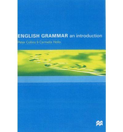 English Grammar: An Introduction